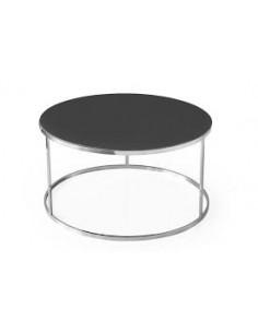 Table basse Noir Fumé...