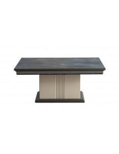 Table Basse Marbre-Gris...