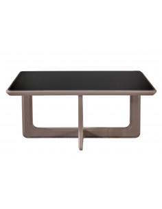 Table Basse Miroir- Beige...