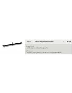 1 spatule réglable pour autonivelant