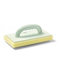 1  TILL HYDRO Taloche de nettoyage avec un revêtement hydro-éponge. Pour le nettoyage du carrelage après le jointoiement