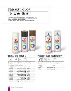 1 Aerosol Peinture Color Mat