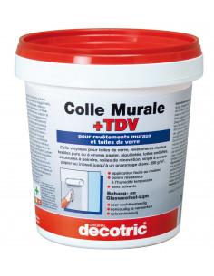 1 Colle Murale + Tdv 750g